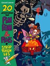 Gerard  Leever 20 Avonturen van Pim, Pam en Pluis en striptekenles