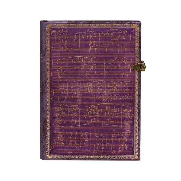 Pb 6401-5,Paperblanks notitieboek lijn midi special edition beethoven 250th birthday 18x13
