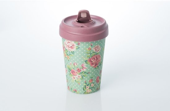 Chi-bcp226,Bamboocup vintage roses