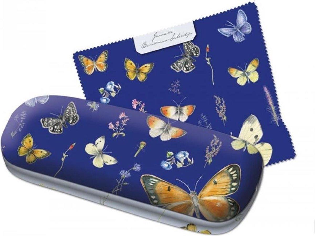 Gb827,Brillenkoker janneke brinkman vlinders