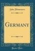 Finnemore, John, Germany (Classic Reprint)