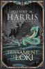 M. Harris Joanne, Testament of Loki