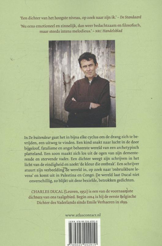 Charles Ducal,De buitendeur