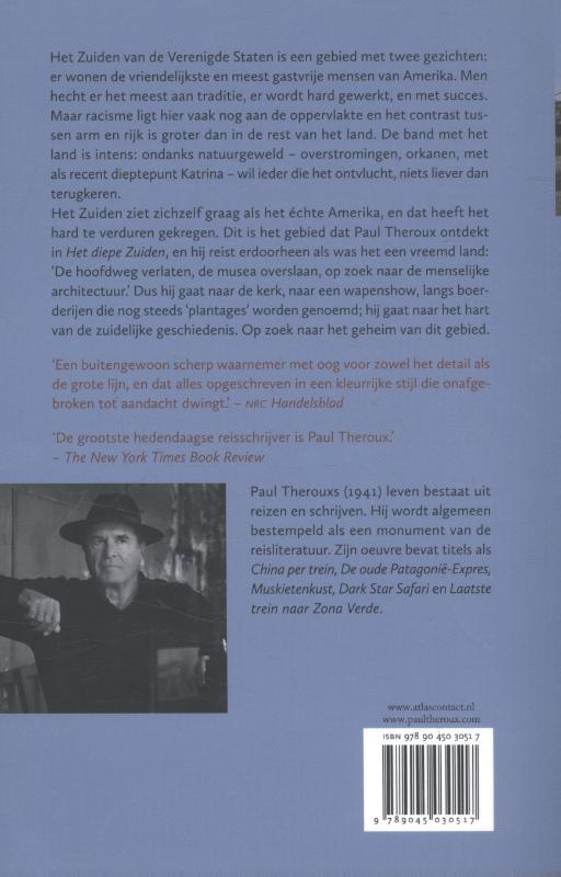Paul Theroux,Het diepe Zuiden