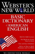 Dic Webster`s New World Basic Dictionary of American English