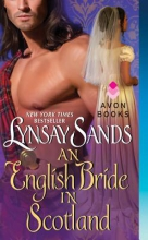 Sands, Lynsay An English Bride in Scotland