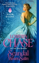 Chase, Loretta Lynda Scandal Wears Satin
