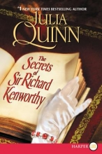 Quinn, Julia The Secrets of Sir Richard Kenworthy