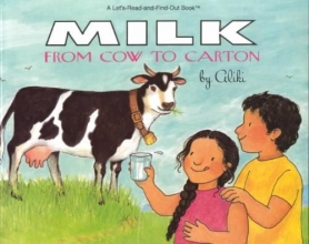 Aliki Milk from Cow to Carton