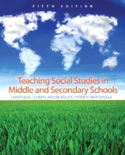 Candy Beal,   Cheryl H. Mason-Bolick,   Peter H. Martorella Teaching Social Studies in Middle and Secondary Schools