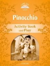 Arengo, Sue Pinocchio Activity Book & Play