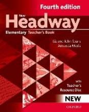 Soars, Liz,   Soars, John,   Maris, Amanda,New Headway Elementary: Teacher`s Book and Teacher`s Resource Disk