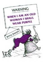 Jenny Joseph Warning