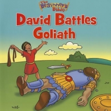 Zondervan The Beginner`s Bible David Battles Goliath