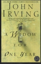 Irving, John A Widow for One Year