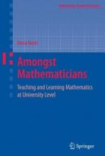 Elena Nardi Amongst Mathematicians