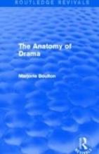 Boulton, Marjorie The Anatomy of Drama
