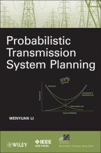 Li, Wenyuan Probabilistic Transmission System Planning