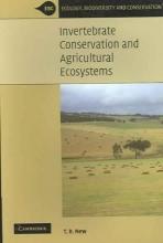T. R. (La Trobe University, Victoria) New Invertebrate Conservation and Agricultural Ecosystems