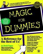 Pogue, David Magic For Dummies