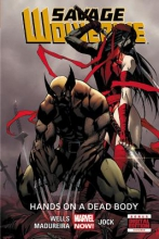 Wells, Zeb,   Jock Savage Wolverine 2