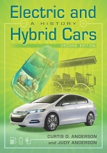 Anderson, Curtis D. Electric and Hybrid Cars