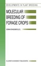 International Symposium, Molecular Breeding of Forage Crops 200 Lorne Molecular Breeding of Forage Crops
