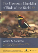 Clements, James F. The Clements Checklist of Birds of the World