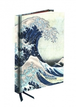 Hokusai the Great Wave (Foiled Journal)
