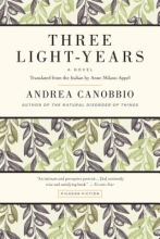 Canobbio, Andrea Three Light-Years