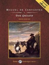 Cervantes, Miguel Don Quixote [With eBook]