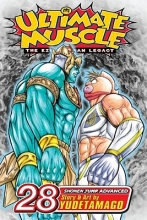 Yudetamago Ultimate Muscle, Volume 28