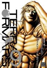 Sasuga, Yu Terra Formars 9