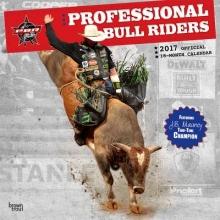 Professional Bull Riders 2017 Calendar