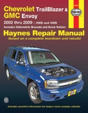 Haynes Publishing Chevrolet Trailblazer/GMC Envoy