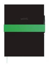 Acker, Christian Handselecta Blackbook Journal - Gorey