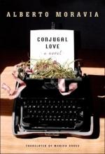 Moravia, Alberto Conjugal Love