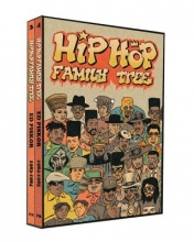 Piskor, Ed Hip Hop Family Tree 1983-1985 Gift Box Set
