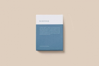Various Kinfolk Notecards - The Balance Edition