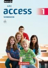 Curran, Peadar,   Seidl, Jennifer,   Rademacher, Jörg English G Access - G9 - Band 1: 5. Schuljahr - Workbook mit Audios online und MyBook