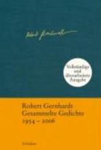 Gernhardt, Robert Gesammelte Gedichte
