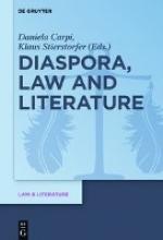 Diaspora, Law and Literature