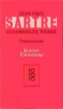 Sartre, Jean-Paul Gesammelte Werke: Theaterstücke