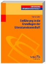 Klarer, Mario Einführung in die Grundlagen der Literaturwissenschaft