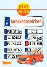 Stahr, Christine Pixi Wissen 102: VE 5 Autokennzeichen