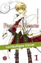 Mochizuki, Jun Pandora Hearts 01