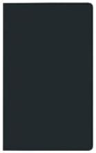 Taschenkalender Modus geheftet PVC schwarz 2018