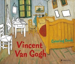 Prestel Prestel Colouring Books Vincent van Gogh Coloring Book