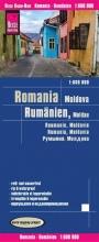 , Reise Know-How Landkarte Rumänien, Moldau 1 : 600.000