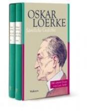 Loerke, Oskar Smtliche Gedichte